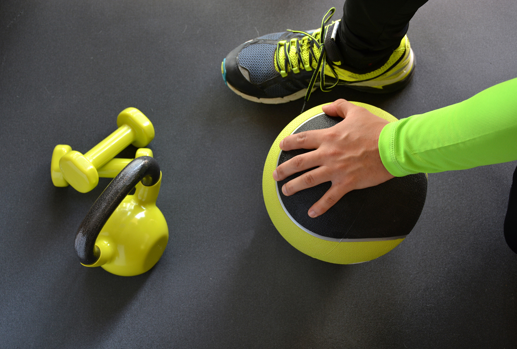 Why Working Out With Weights Is Better Than Running