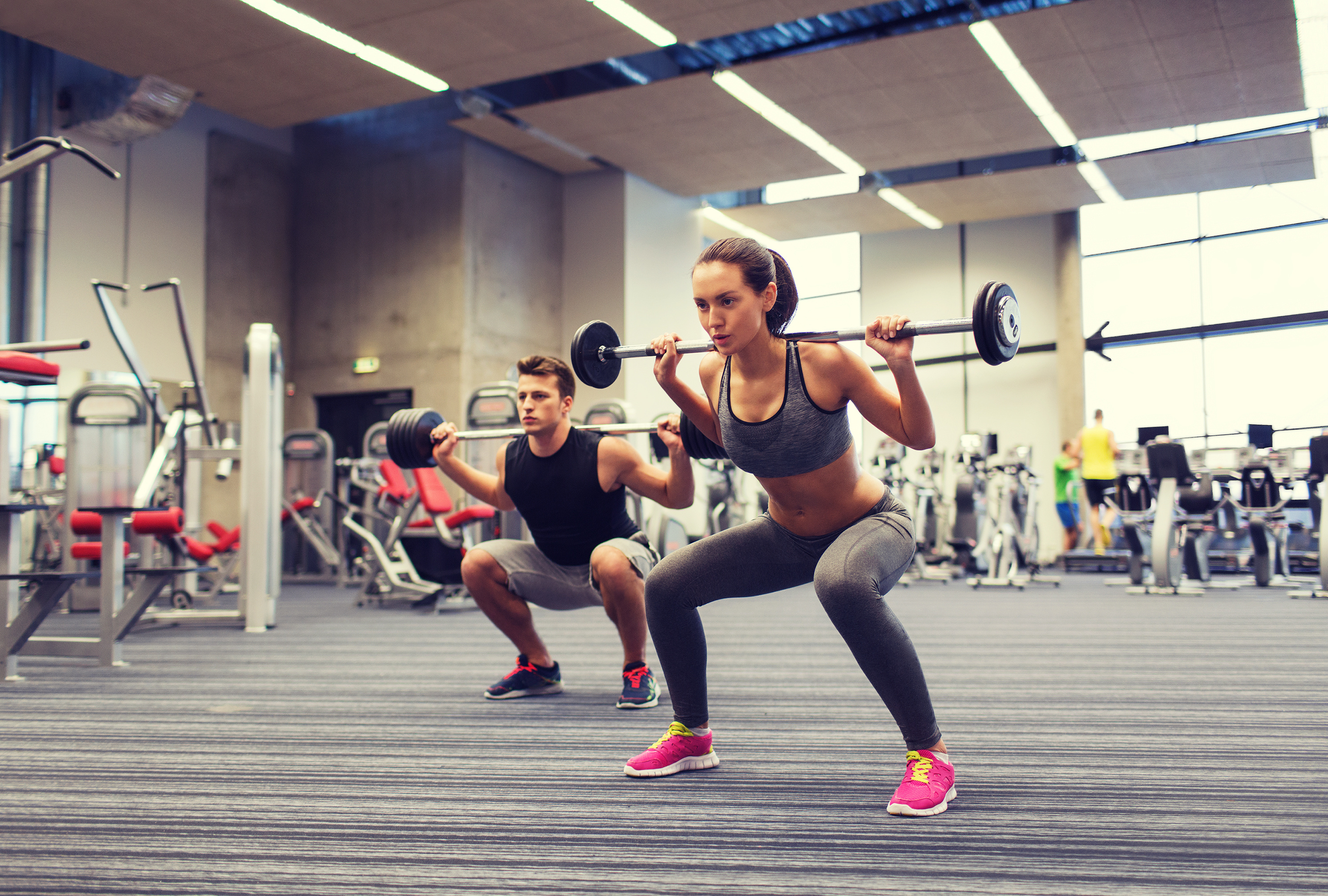 So You Want To Improve Your Squat...
